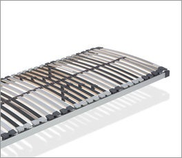 Lattenrost Classic Flex 28 mit Rahmen aus massivem Buchenholz