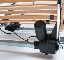 Motor vom Lattenrost electroflex für stufenlose Verstellung