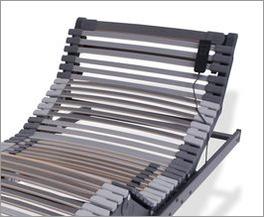 Elektrisch verstellbarer Lattenrost orthowell ultraflex motor