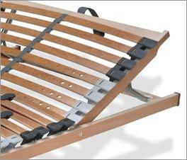 Lattenrost youSleep mit flexibler Schulterabsenkung