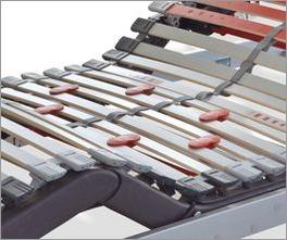 Massiver Lattenrost youSleep Motor slim mit Beckenkomfortzone