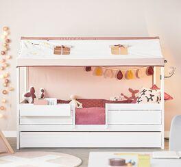 LIFETIME Kinderbett 4-in-1 Funland für moderne Mädchenzimmer