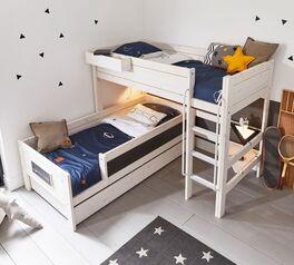 LIFETIME Eck-Etagenbett Original für 2 Kinder