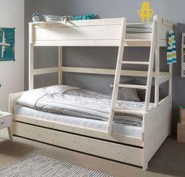 Doppelte Schlafplätze dank Etagen bei LIFETIME Familienbett Original
