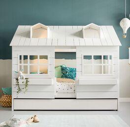 LIFETIME Hüttenbett Lake House für moderne Kinderzimmer