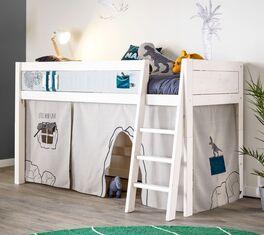 LIFETIME Mini-Hochbett Dino für moderne Jungenzimmer