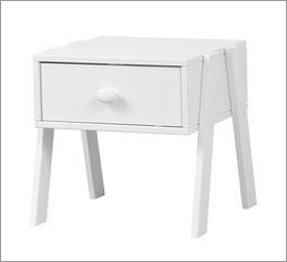LIFETIME Massivholz-Nachttisch Original aus Kiefer