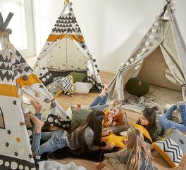 LIFETIME Schlafzelt ideal für Kinderzimmer