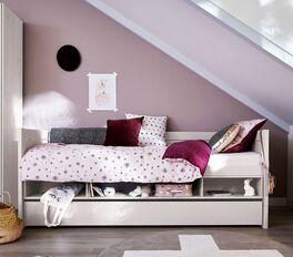 LIFETIME Stauraum-Sofabett Original mit Bettschublade