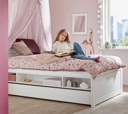 LIFETIME Stauraumbett Original ideal fürs Kinderzimmer