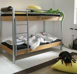 Midi-Etagenbett Jona mit zwei Schlafplätzen