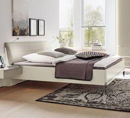 MUSTERRING Bett San Diego Weiß in Luxus-Qualität