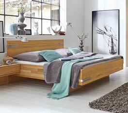 MUSTERRING Bett Savona in Doppelbett-Größe