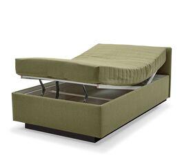 MUSTERRING Relaxliege Elpaso mit Sockel und ergonomischer Liegefläche