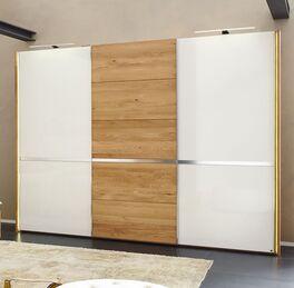 MUSTERRING Schwebetüren-Kleiderschrank Savona Weiß als attraktives Qualitätsprodukt