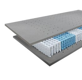 MUSTERRING Taschenfederkern-Matratze First Class TT aus hochwertigem Material