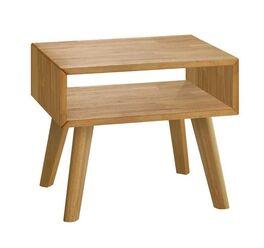 Nachttisch Amsden aus massivem Holz