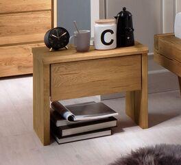 Nachttisch Monapo mit praktischer Schublade