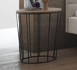 Nachttisch Nantra in puristischem Design