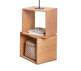 Stabiler und robuster Nachttisch Tojo Cube