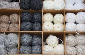 Naturfaser Wolle