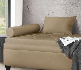 Relaxliege Kamina Komfort inklusive Nackenrolle