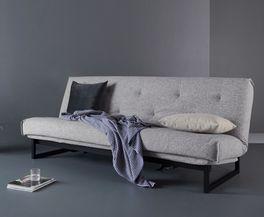 Schlafsofa Frentano mit zur Matratze passenden Gestellbezug