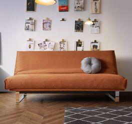 Schlafsofa Koshai in geradlinigem Design