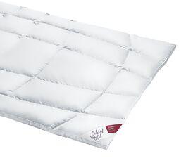 SCHLAFSTIL Eiderdaunen-Bettdecke D1000 extra warm aus Luxus-Materialien