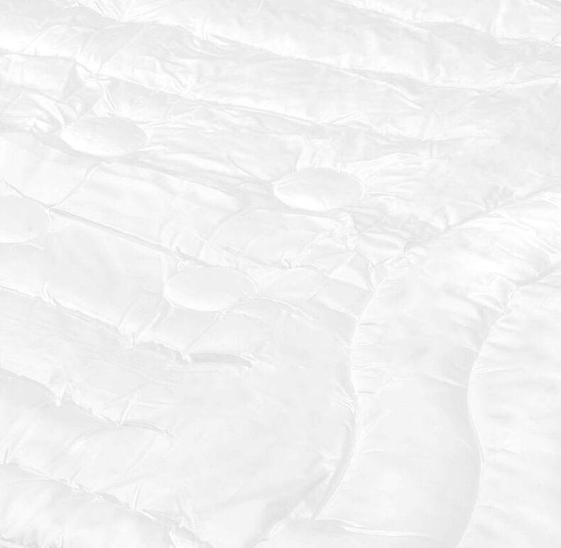 SCHLAFSTIL Kamelhaar-Flaum-Bettdecke N500 extra leicht mit weichem Bezug