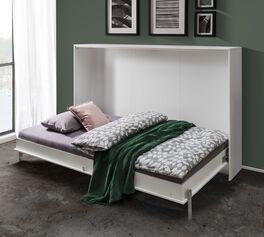 Schrankbett Tampico praktisch für Gästezimmer
