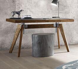 Schreibtisch Banvano höhenverstellbar in modernem Look