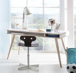 Jugend-Schreibtisch Beano mit Fächern