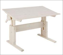 Schreibtisch Original neigbar ohne Schublade