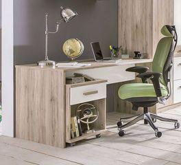Preiswerter Schreibtisch Tropea in 140 cm Breite
