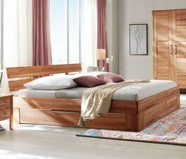 Schubkasten-Bett Halvar in zeitlosem Design