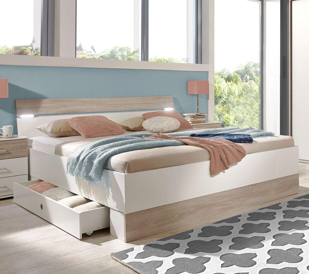 Schubkasten-Bett Kormoran im zeitlosem Design