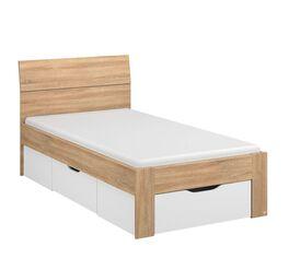 Schubkastenbett Oliana für eine Person