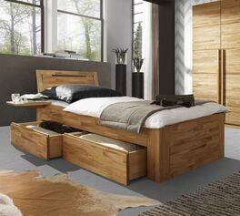 Schubkasten-Einzelbett Andalucia für Jugendzimmer geeignet
