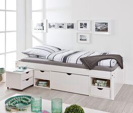 Schubkasten-Einzelbett Göteborg für Kinder- und Jugendzimmer