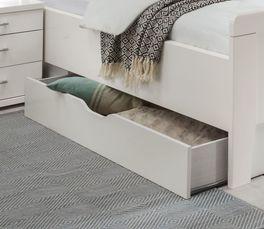 Schubkasten-Seniorenbett Calimera mit praktischem Stauraum