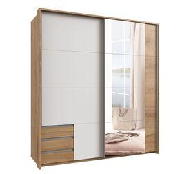 Schwebetüren-Kleiderschrank Vanita in stilvollem Design