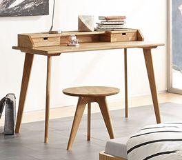 Dezenter Sekretär Grevena im skandinavischen Design
