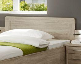 Seniorenbett Palmira inklusive Kopfteil mit abgerundeten Ecken