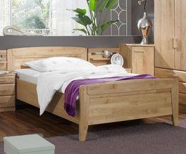 Seniorenbett Sanando mit komfortabler Einstiegshöhe