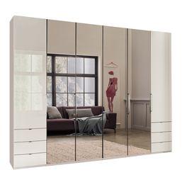 Spiegel-Funktions-Kleiderschrank Northville mit 3 praktischen Schubfächern