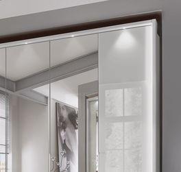 Spiegel-Funktions-Kleiderschrank Westville mit pflegeleichter Glasfront