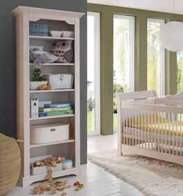 Standregal Nela als Stauraum fürs Kinderzimmer