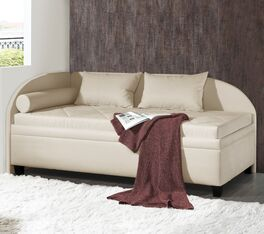 Studioliege Kamina Komfort mit bequemer Matratze
