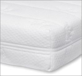 Taschenfederkern-Matratze Polar Premium in hochwertiger Verarbeitung